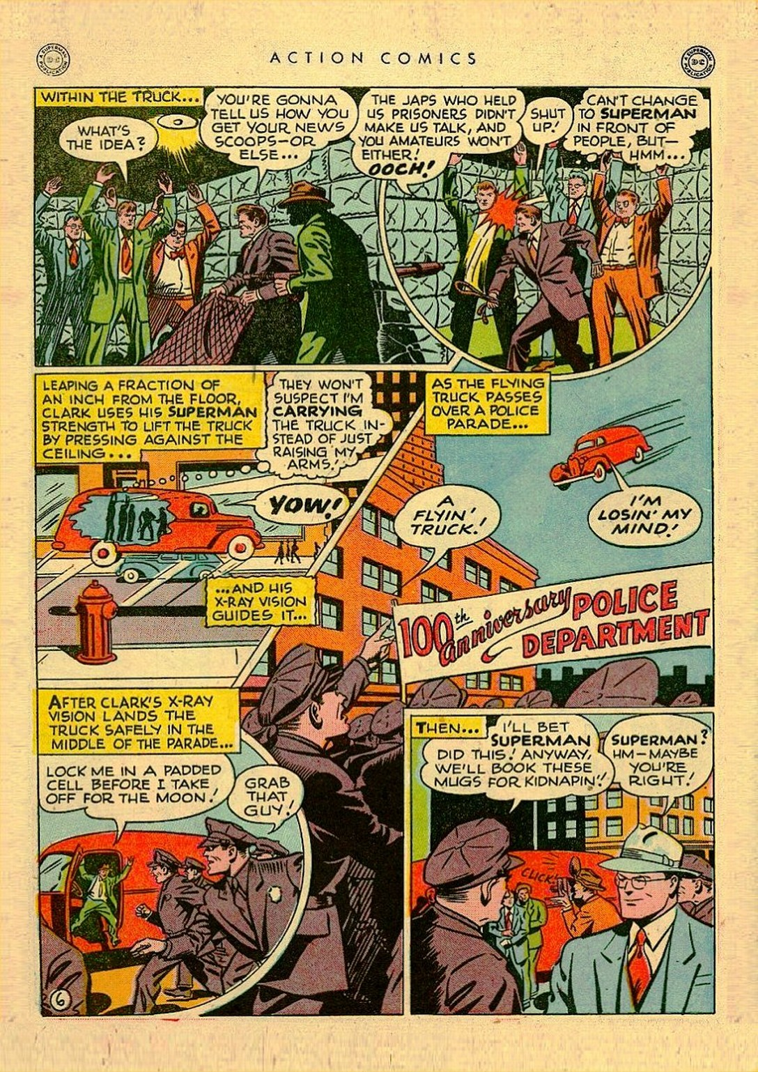 Read online Action Comics (1938) comic -  Issue #111 - 8