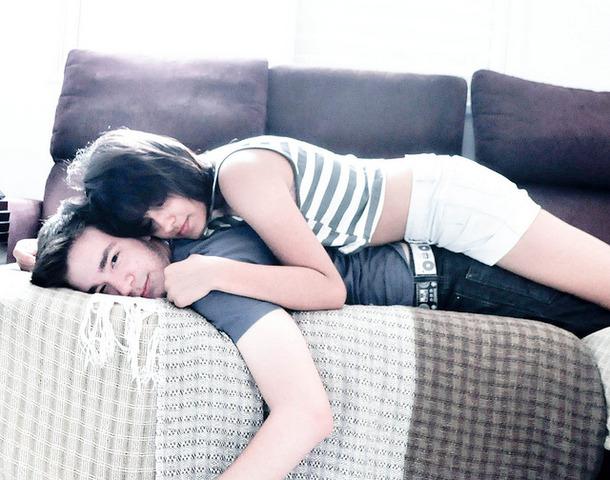 ed1111040f4d3 فارس الأحلام  كيف تثيرين زوجك في الفراش بالحيل الجنسية جريئة
