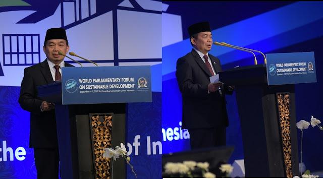 Di Forum Parlemen Dunia, Anggota Dewan Ini Berkaca-kaca Bicara Rohingya