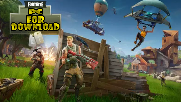 How to #Download FORTNITE Battle Royale  For Windows 10/8/7