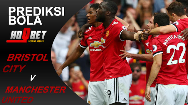 Liputan Skor - Bristol City vs Manchester United