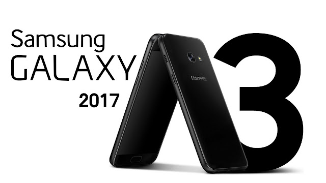 6 місце. Samsung Galaxy A3 (2017) SM-A320F