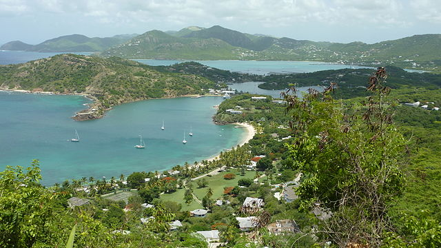 Antigua and Barbuda: A Beach throughout the Year