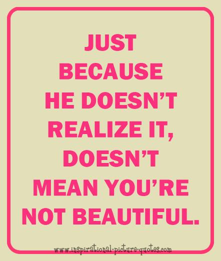 Beautiful Girl Quotes: Inspirational Picture Quotes