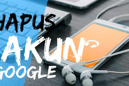 Cara Menambah dan Menghapus Akun Google di Smarphone