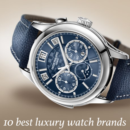 Top 10 Best High Luxury Watch Brands For Men Taipei Geek