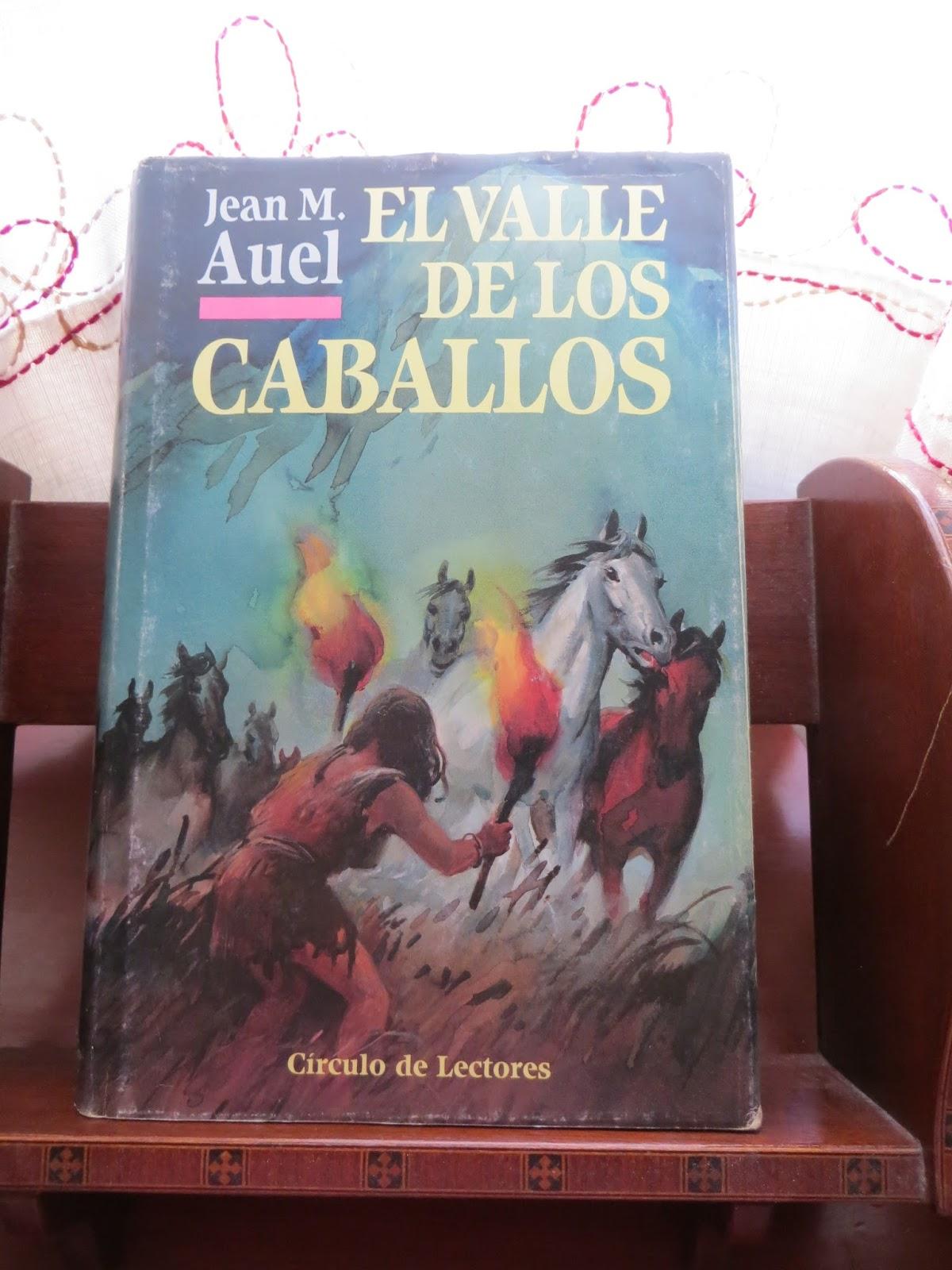 Nuestra biblioteca el valle de los caballos - El valle de los caballos ...