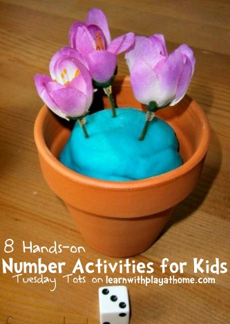 maths activities, hands-on maths, number games