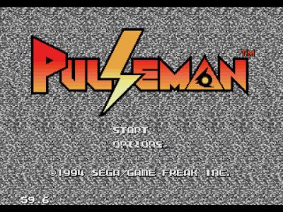 【MD】脈衝超人(Pulseman)原版+HP血量、生命無限版!