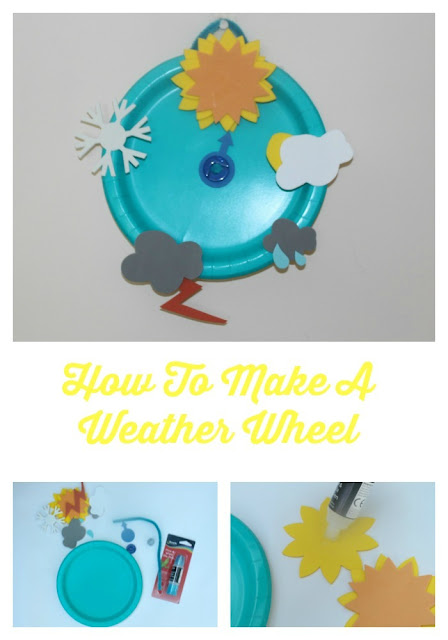 How to make a weather wheel