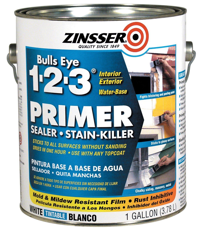 Hingst S Sign Post Zinsser Bulls Eye 1 2 3 Primer