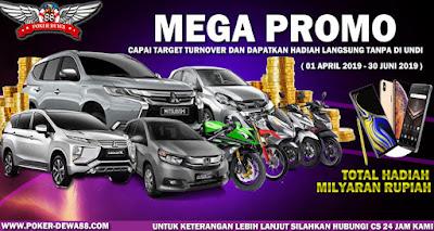 Mega Promo Bonus Agen Judi Pokerdewa88