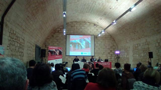 XXIV Asamblea Anual de REBIUN.