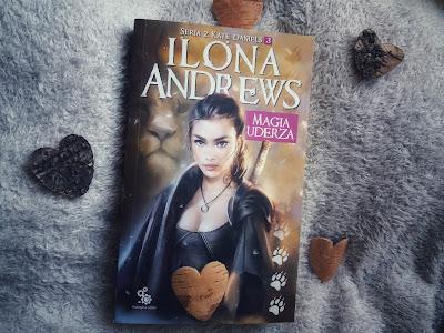 Ilona Andrews - Magia Uderza