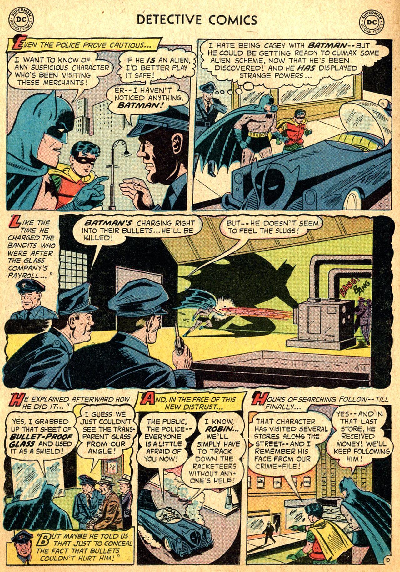 Detective Comics (1937) 251 Page 11