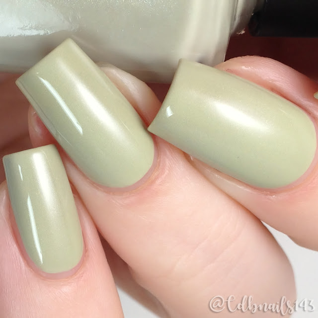Poetry Cowgirl Nail Polish-Elephants Are My Favorite
