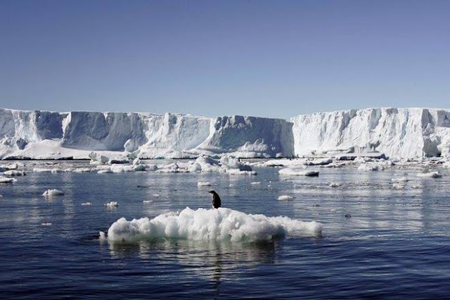 Climate change jigsaw puzzle: Antarctic pieces missing