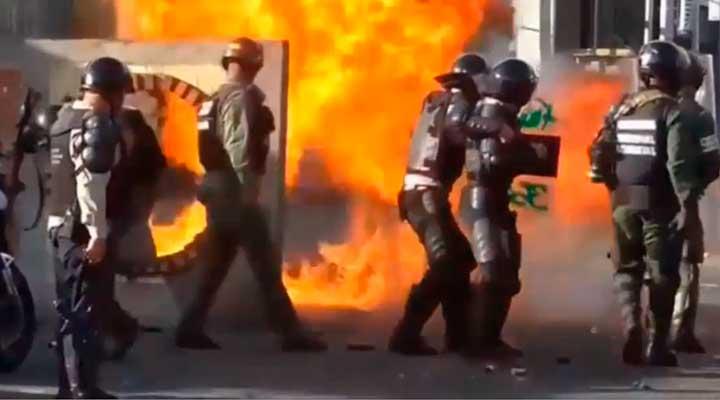 enfrentamientos con más de 37 muertos