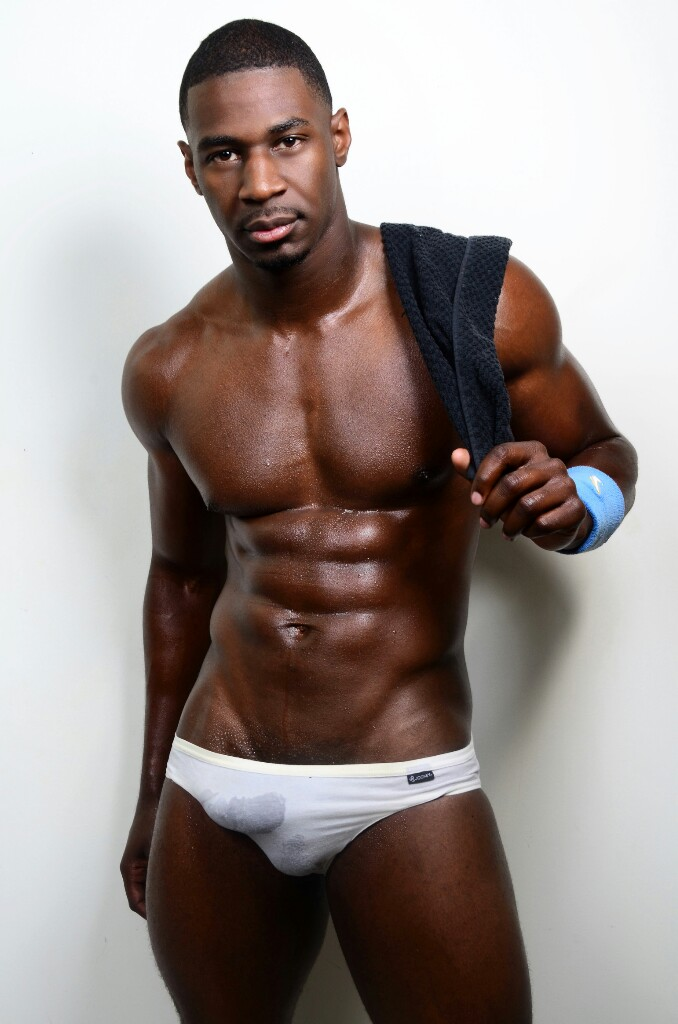 Straight Nude Black Men 111