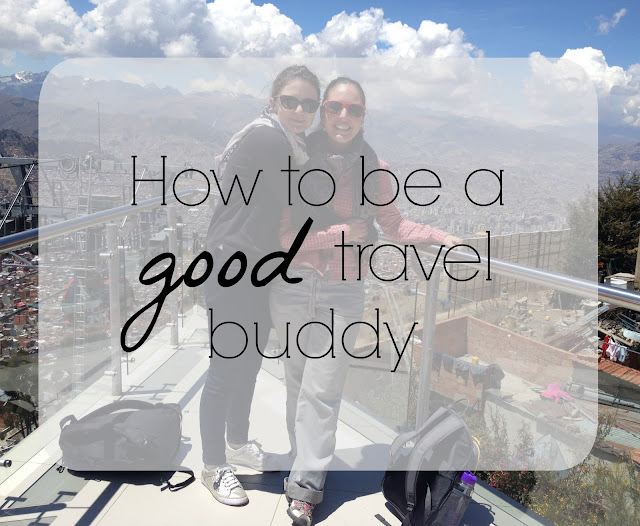 {Erin Out and About} Travel Companions Travel Linkup