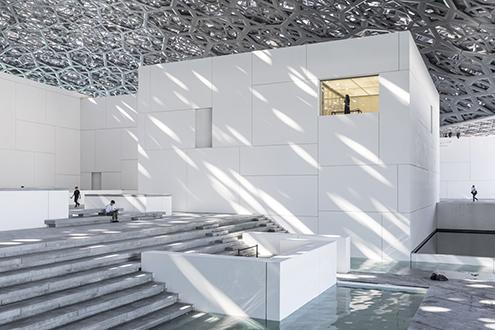 jean-nouvel-art-sculpture-louvre-abu-dabhi-museum-museo-cubierta-detalle-detail-entradas-tickets-jean-nouvel-architect-steel-acero-architecture-arquitecto-arquitectura-structure-Mashrabiya-proteccion-interior