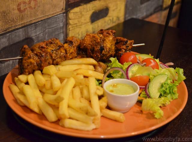 Burgo Halal burgers in Ilford London