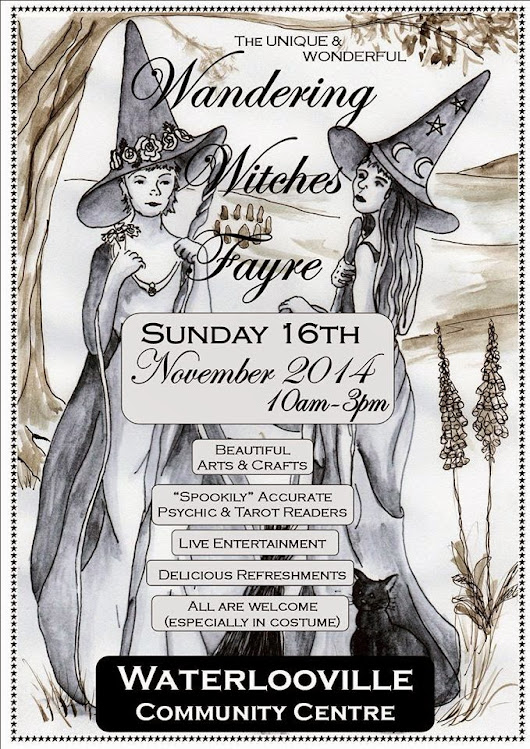 Wandering Witches Fayre 2014