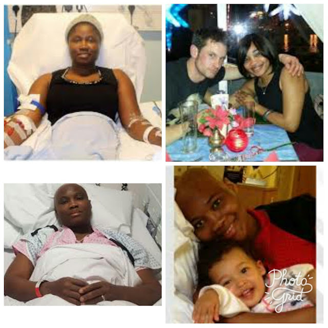 24-yr-old Nigerian cancer patient, whose sister was refused U.K visa to help her, dies.