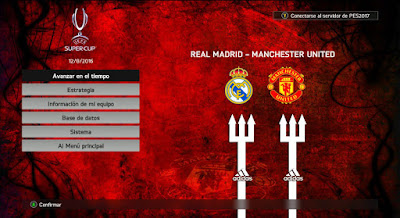 PES 2017 Manchester United Theme by JAS