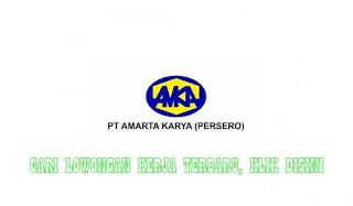 PT Amarta Karya (Persero)
