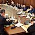 بلاغ الامانة العامة للحكومة حول اهم النقط التي تمت مناقشتها في المجلس الحكومي .