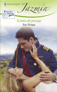 Raye Morgan - El Deseo Del Príncipe