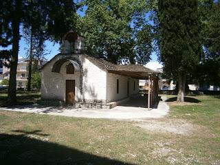 ναός των Ταξιαρχών στον Κατσικά των Ιωαννίνων