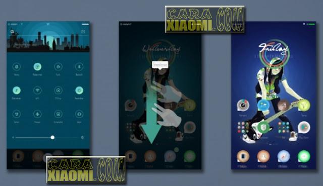 Download Tema Xiaomi MIUI Sinestesia V1 Full Terbaru