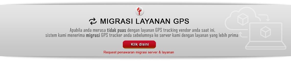 permintaan migrasi layanan gps tracker