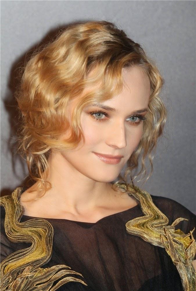 Acogedor peinados semirecogidos Fotos de las tendencias de color de pelo - Peinados Semirecogidos Ondas