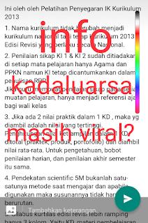 info tentang kurikulum 2013