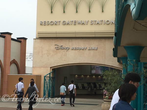 Resort Gateway Station