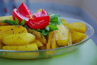 Fırın Torbasında Patates