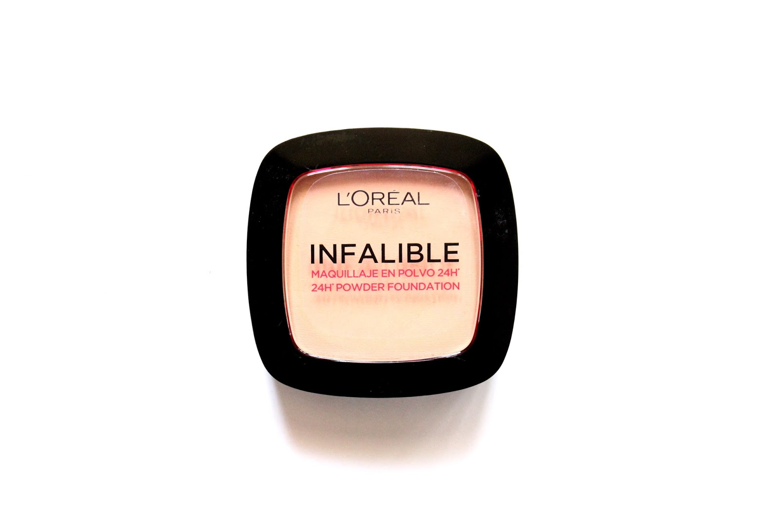 L'Oréal Paris Infallible 24H Reno Powder Foundation review, photos, price, buy online india
