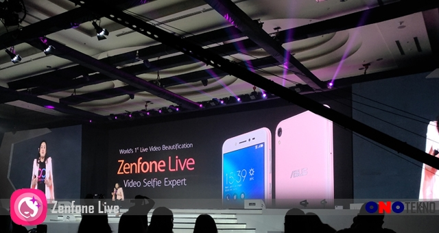 Hands On Asus Zenfone Live