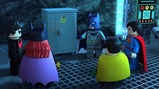 Lego DC Comics Superheroes: Justice League – Gotham City Breakout - Latino - 1080p - Captura 3