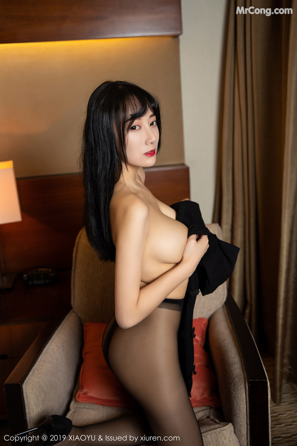 Image XiaoYu-Vol.145-He-Jia-Ying-MrCong.com-049 in post XiaoYu Vol.145: He Jia Ying (何嘉颖) (68 ảnh)