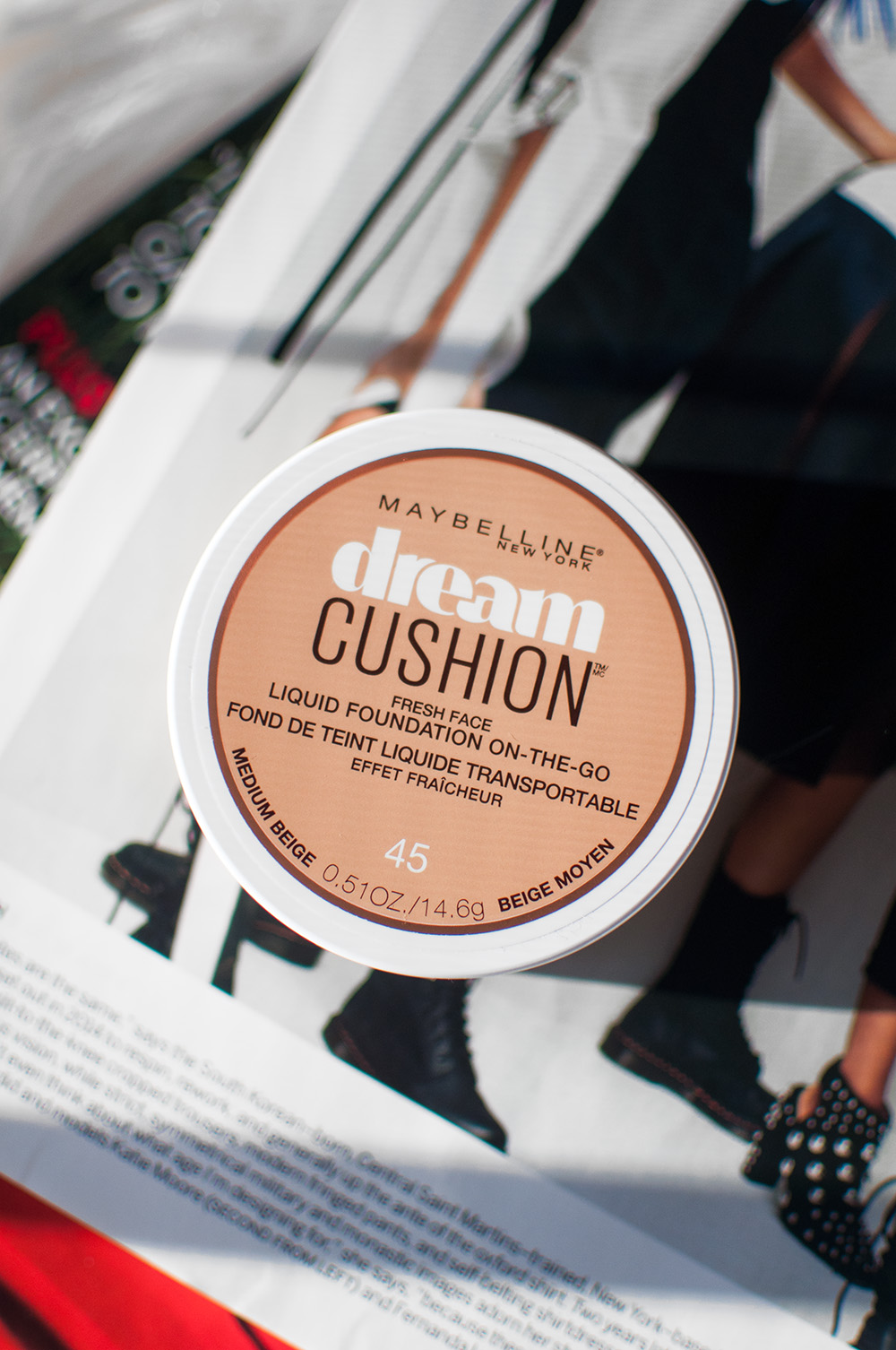Maybelline Dream Cushion Fresh Face Liquid Foundation On-the-Go Review, maybelline dream cushion foundation, maybelline cushion foundation review, maybelline dream cushion on the go foundation review, maybelline cushion foundation review on medium skin