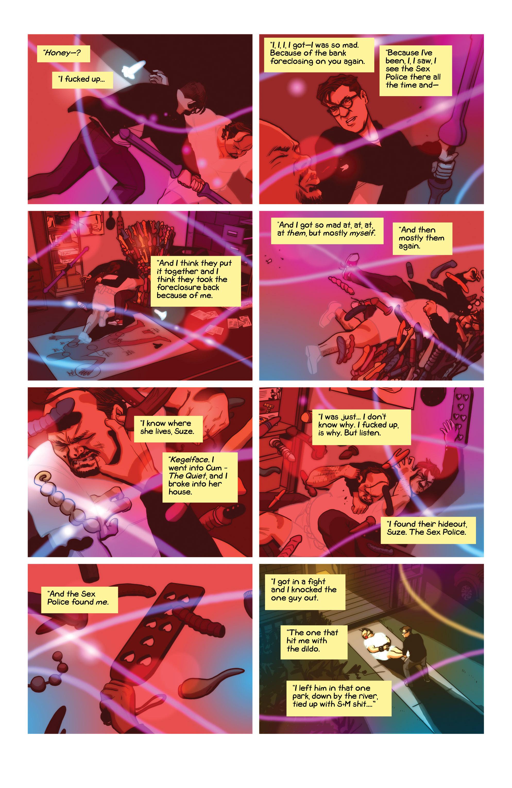 Read online Sex Criminals comic -  Issue #7 - 21