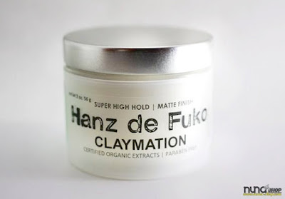 Jual Pomade hanz De Fuko Claymation Baru Hair Beauty Care