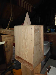 Folded Bass Horn - Cover And Triangular Jig