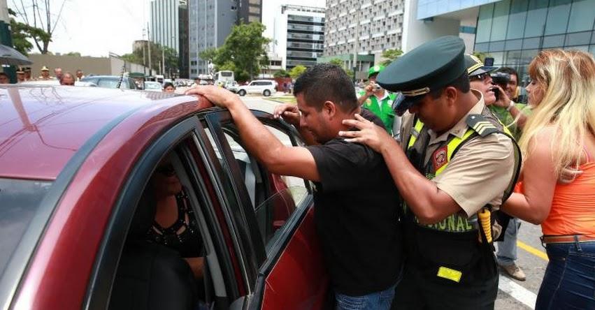 Policía puso en marcha plan de operaciones «Escolar Seguro 2017»