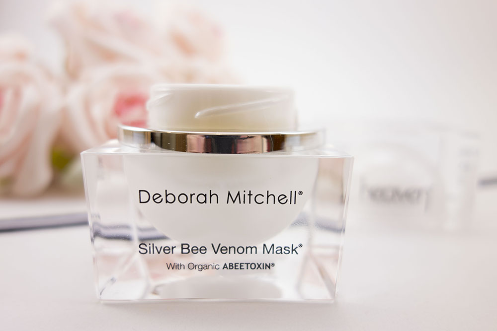 Beauty | The Game Changers | Deborah Mitchell Silver Bee Venom Mask Review