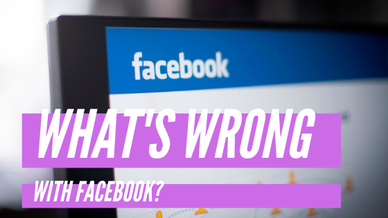 Sorry Something Went Wrong Facebook<br/>